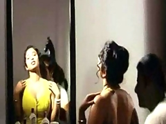 Indian beautiful actress bathing in softcore mallu movie