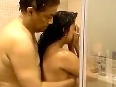 Desi Wife Cheating In Hotel