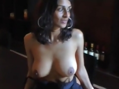British Indian girl gets naughty occasionally