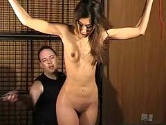 Indian Sahara Knite in hard spanking and electro bdsm