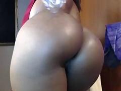 IndianArab teases and masturbation on webcam