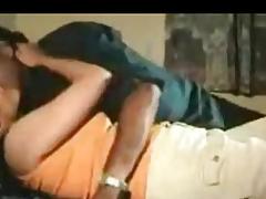 Vintage Classic Desi Blue FIlm Scene